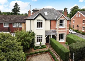 Thumbnail 4 bed semi-detached house for sale in Bagshot, Surrey