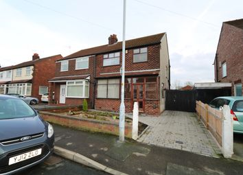 Thumbnail 3 bedroom semi-detached house for sale in Ilfracombe Road, Offerton, Stockport