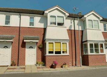 Thumbnail 3 bed terraced house for sale in Carnaby Close, Leconfield, Beverley