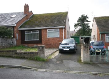 Thumbnail 2 bed semi-detached bungalow for sale in Iola Drive, Old Colwyn, Colwyn Bay