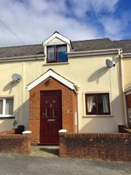 Thumbnail 2 bed terraced house to rent in Park Lane, Pembroke Dock