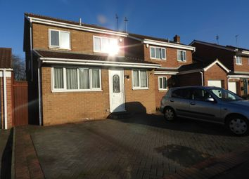 Thumbnail 3 bed detached house to rent in Woburn Close, Balby, Doncaster