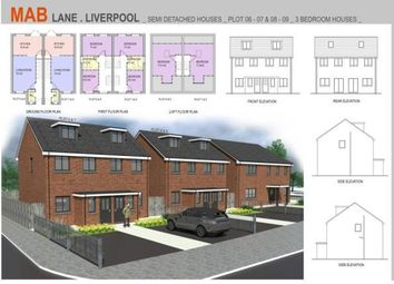 Thumbnail 3 bed property for sale in Mab Lane, Liverpool, Merseyside