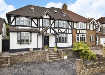 Thumbnail 6 bed semi-detached house for sale in Mount Pleasant Road, Chigwell