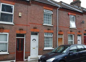 Thumbnail 2 bedroom terraced house for sale in Cowper Street, South Luton