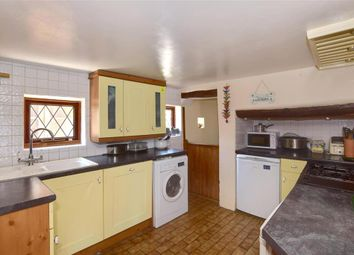 Thumbnail 4 bed link-detached house for sale in Station Road, Lydd, Romney Marsh, Kent