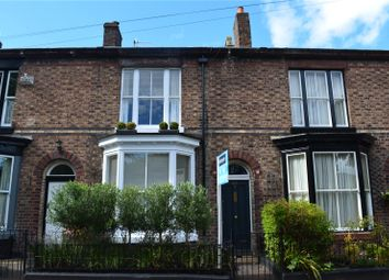 Thumbnail 2 bed terraced house for sale in High Street, Woolton, Liverpool, Merseyside