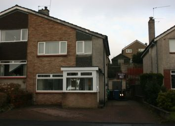 Thumbnail 3 bed semi-detached house for sale in Craigielea Road, Duntocher, Clydebank