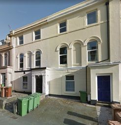 Thumbnail Room to rent in North Road East, Plymouth