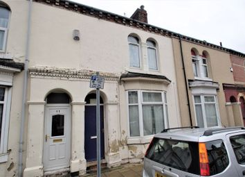 4 bed terraced house for sale in Pelham Street, Middlesbrough TS1