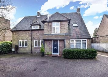 Thumbnail 4 bed detached house for sale in Marlow Road, High Wycombe
