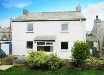 Thumbnail 3 bed cottage for sale in Bramble Cottage, Delabole, Cornwall