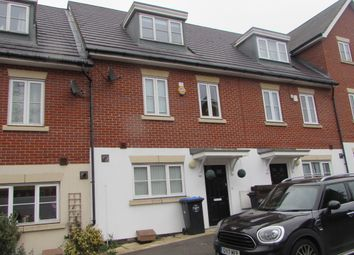 Thumbnail 3 bed terraced house to rent in Cross Way, London