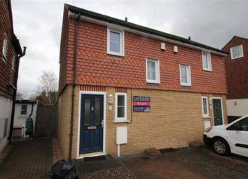 Thumbnail 1 bed property to rent in London Road, Dunton Green, Sevenoaks