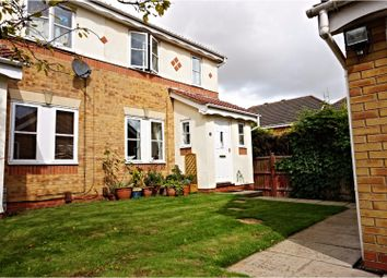 Thumbnail 3 bed semi-detached house for sale in Mareham Close, Lincoln