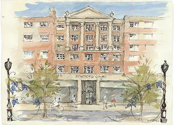 Thumbnail 3 bed flat to rent in 178-188 Kensington High Street, London