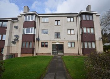Thumbnail 2 bed flat for sale in Rosslyn Avenue, East Kilbride, South Lanarkshire