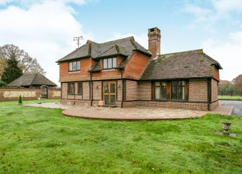 Thumbnail 2 bed detached house to rent in Knightons Lane, Dunsfold, Godalming