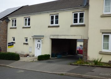 Thumbnail 2 bed semi-detached house to rent in Broadpark, Okehampton