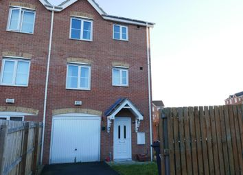 Thumbnail 3 bedroom town house to rent in Paxton Court, Armley