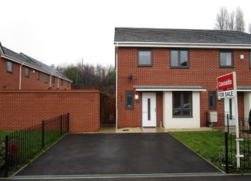 Thumbnail 3 bed semi-detached house for sale in Mullion Drive, Bilston