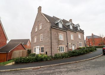 Thumbnail 3 bed town house for sale in St. Augustines Drive, Weston, Crewe