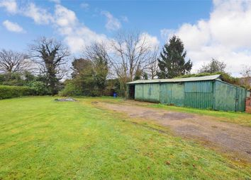 Thumbnail 4 bed detached bungalow for sale in Priestwood Road, Meopham, Kent