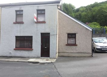 Thumbnail 2 bed end terrace house for sale in Mary Street, Mountain Ash