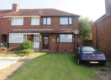 3 bed end terrace house for sale in Cattermole Grove, Great Barr, Birmingham B43