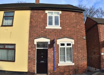 Thumbnail 3 bed semi-detached house for sale in Upper St. John Street, Lichfield, Staffordshire