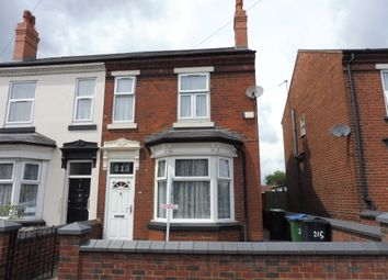Thumbnail 3 bedroom semi-detached house for sale in Bromford Lane, West Bromwich