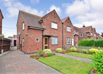Thumbnail 3 bed semi-detached house for sale in Makenade Avenue, Faversham, Kent