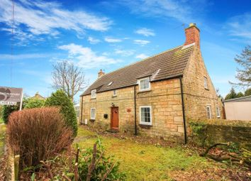 Thumbnail 4 bed detached house for sale in Great North Road, Clifton, Morpeth