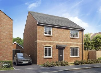 "Thumbnail 4 bed detached house for sale in ""The Knightsbridge"" at Blackberry Road, Frome"
