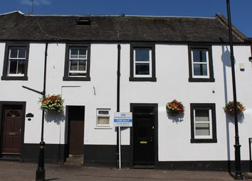 Thumbnail 2 bedroom terraced house for sale in Stirling Road, Dunblane