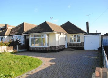 Thumbnail 2 bed detached bungalow for sale in The Fairway, Leigh-On-Sea