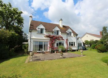 Thumbnail 3 bed detached house for sale in Longdogs Lane, Ottery St. Mary