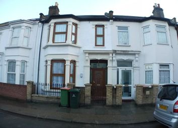Thumbnail 4 bed terraced house to rent in Kitchener Road, Forest Gate, London.