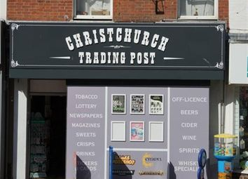 Thumbnail Retail premises for sale in Newsagents BH23, Dorset