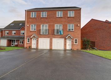 Thumbnail 4 bed semi-detached house for sale in Gadwall Croft, Newcastle-Under-Lyme