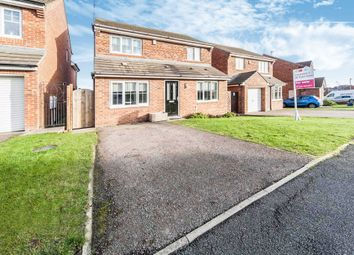 Thumbnail 3 bed detached house for sale in Bluebell Way, Hartlepool