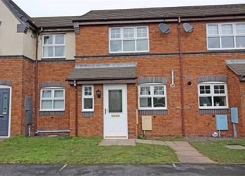 Thumbnail 2 bedroom town house to rent in Regal Close, Two Gates, Tamworth, Staffordshire