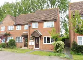 Thumbnail 3 bed end terrace house for sale in Marwood Close, Wymondham