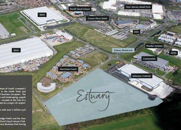 Thumbnail Light industrial to let in Estuary Business Park, Speke, Liverpool, Merseyside