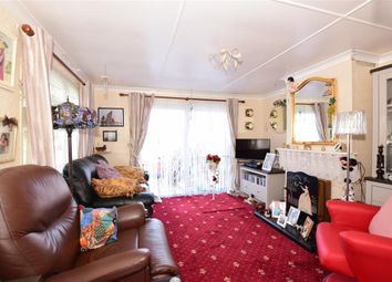 Thumbnail 1 bed mobile/park home for sale in Vicarage Lane, Hoo, Rochester, Kent