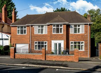 Thumbnail 4 bedroom detached house for sale in St. James's Road, Dudley