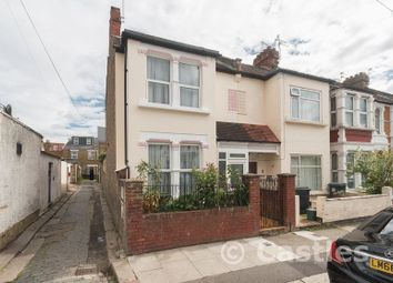 Thumbnail 3 bedroom end terrace house for sale in Etherley Road, London
