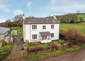 Thumbnail 4 bedroom detached house for sale in Taw Green, Okehampton