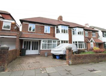 5 bed semi-detached house for sale in Great North Road, Brunton Park, Gosforth, Newcastle Upon Tyne NE3