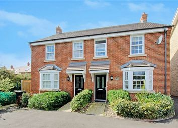 Thumbnail 3 bed semi-detached house for sale in Oliver Close, Kempston, Bedford